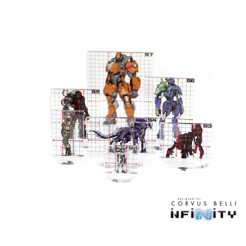 Infinity Operation: Red Veil Markers Bundle