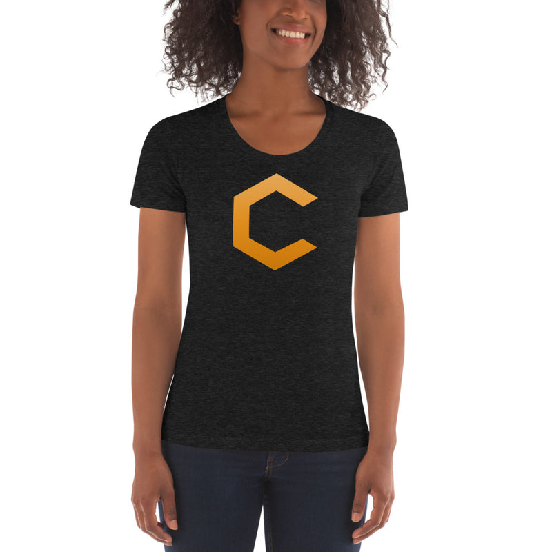 Comlog Women's Crew Neck T-shirt