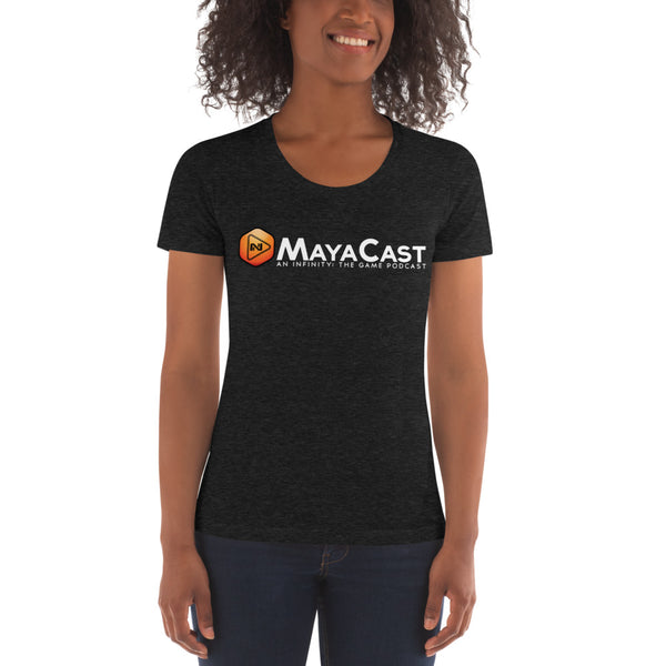 Mayacast Women's Crew Neck T-shirt