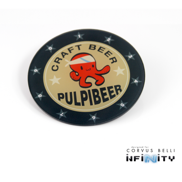 Full Color Limited Edition Pulpibeer Blast Template