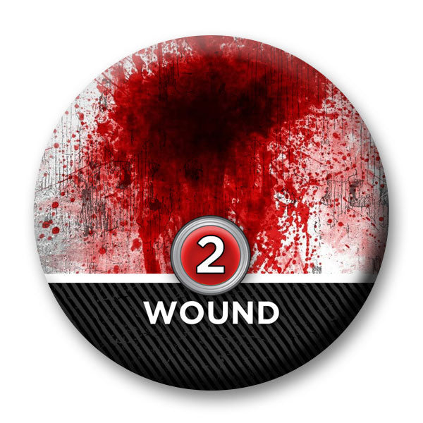 Magnetic Wounds Markers Bundle