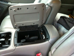 Concealed Carry Inside Chevy Avalanche