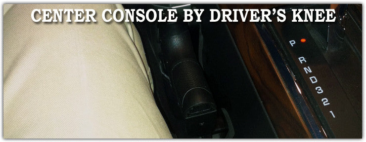 Leather Gun Holsters Mount In Your Car Home Or Office Texas