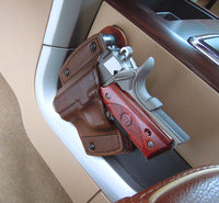 Car Holster With Mounting Kit