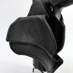 Paddle Holster All Leather Paddle EDC All Day Every Day Carry