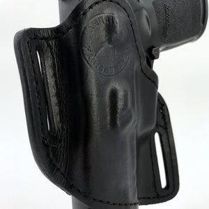 Leather Belt Holster Conceal Carry Holster Comfortable EDC All Day Every Day Carry