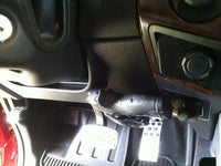 Springfield XD car holster under steering wheel mount right hand draw palm down