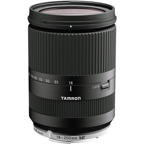 Tamron 18-200mm F3.5-6.3 DI III VC for Canon EOS M B011