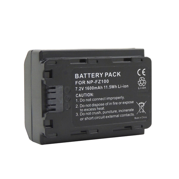 AFT NP-FZ100 Battery