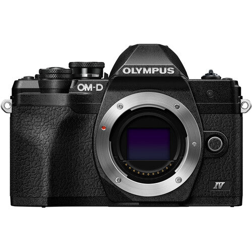 Olympus OM-D E-M10 Mark IV Digital Camera