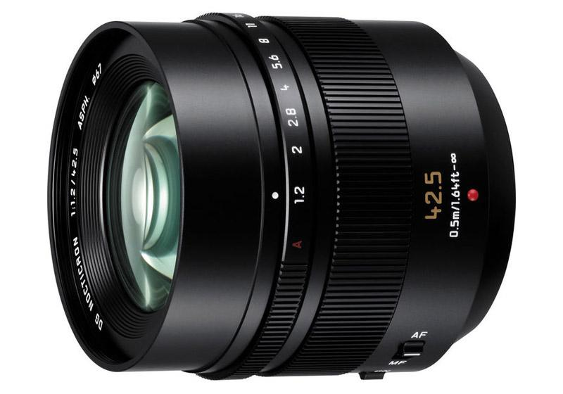 Panasonic Leica Nocticron 42.5mm F1.2 ASPH.POWER O.I.S.