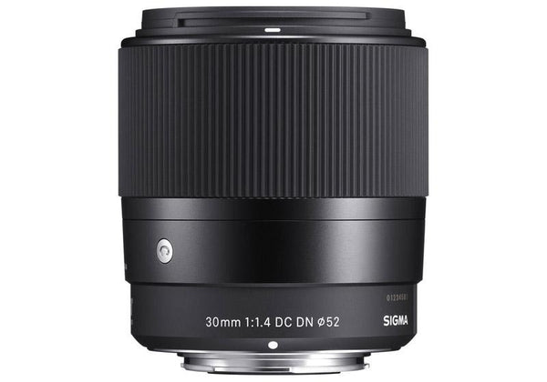 Sigma 30mm f/1.4 DC DN for NEX