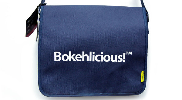 Bokehlicious™ Messenger Bag