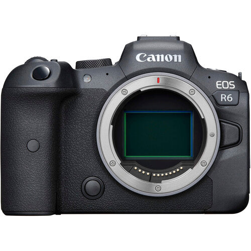 Canon EOS R6 Digital Camera