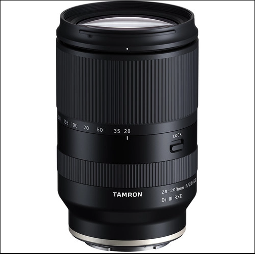 Tamron 28-200mm f/2.8-5.6 Di III RXD Lens (A71)