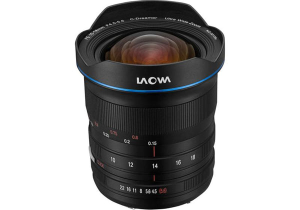 Laowa 10-18mm f/4.5-5.6 FE Zoom for Sony-E