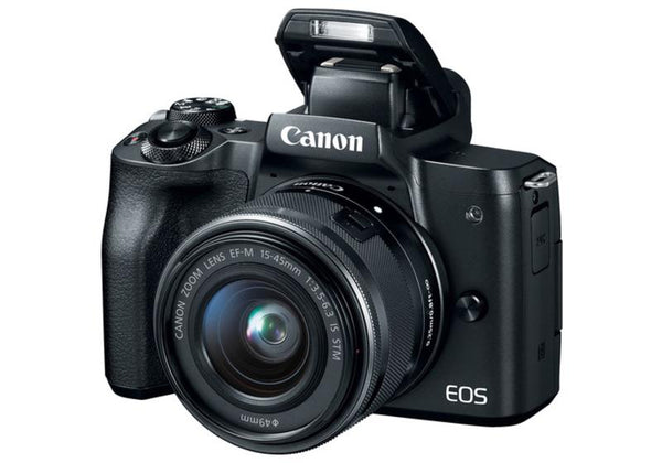 Canon EOS M50 With 15-45mm Lens