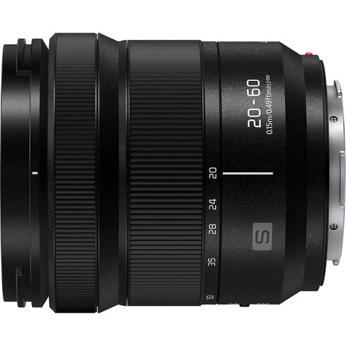Panasonic Lumix S 20-60mm f/3.5-5.6 Lens