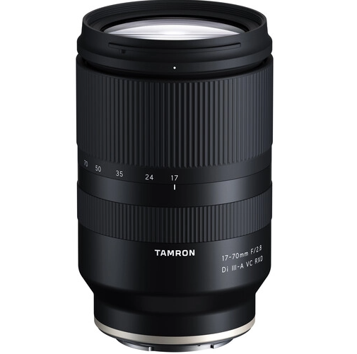 Tamron 17-70mm f/2.8 Di III-A VC RXD Lens