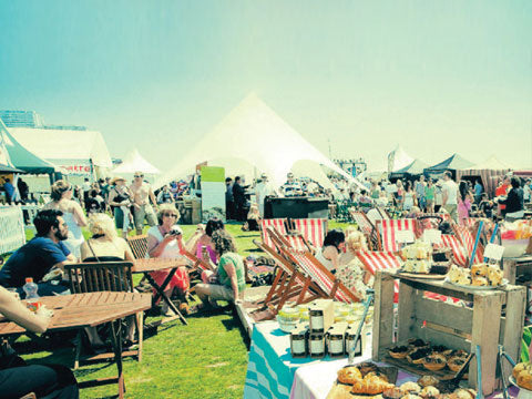 Foodies Festival, Things To Do Bank Holiday Weekend