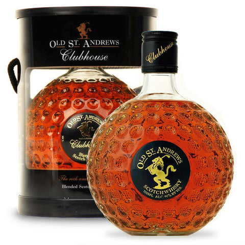 Old St Andrews Clubhouse Blended Scotch Whisky