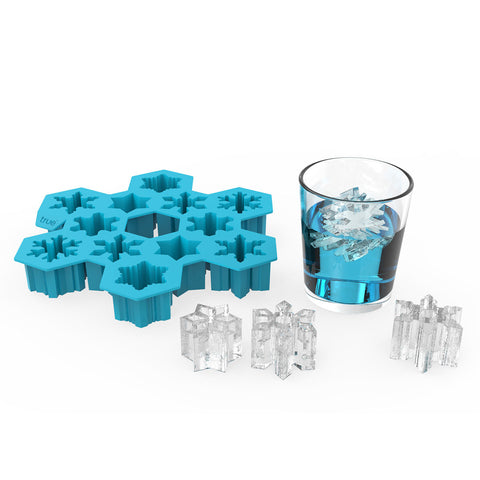 Snowflake Silicone Ice Cube