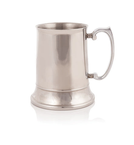 Admiral Stainless Steel Beer Stein