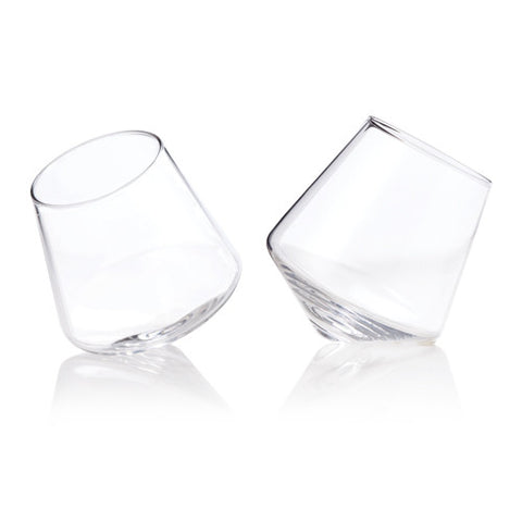 Raye Crystal Rolling Glasses