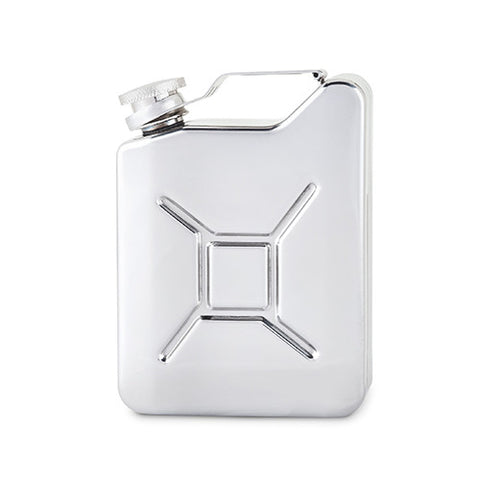 Gas Can Hip Flask