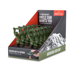 Army Man Bottle Opener - Only £9.99 |  Uberstar
