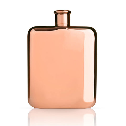 Mercer Copper Hip Flask