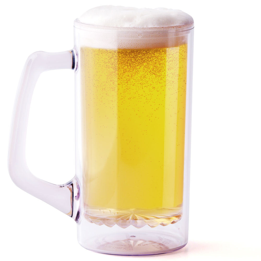 BeerNStein Portable Beer Glass - Black. Only £16.99 at Uberstar.com
