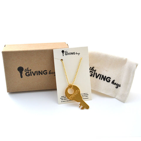 The Giving Keys - Precious Metals