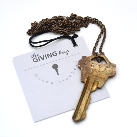 The Giving Keys - Love