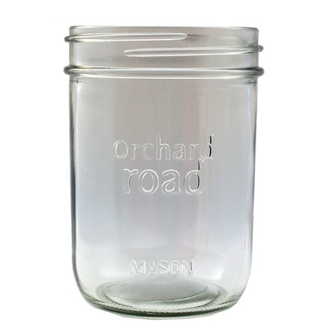 Orchard Road Canning Jars - 16oz Pint Wide Mouth