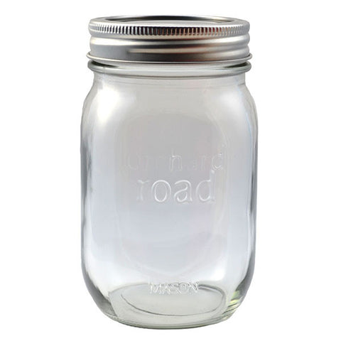 Orchard Road Canning Jars - 16oz Pint Regular Mouth