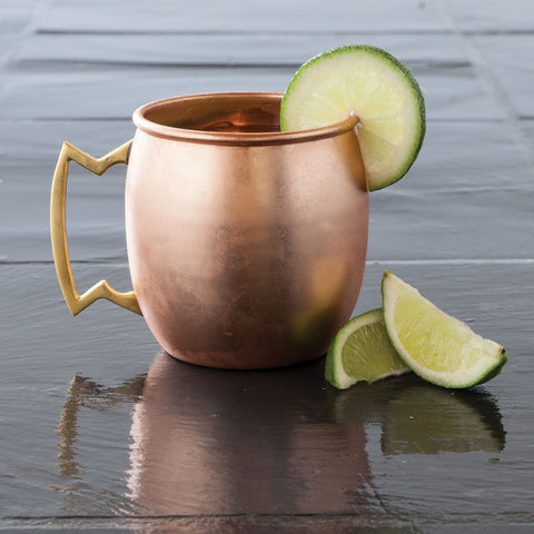 Admiral Moscow Mule Copper Mug