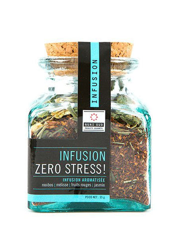 Zero Stress! Loose Leaf Tea