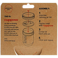 Cuppow Packaging