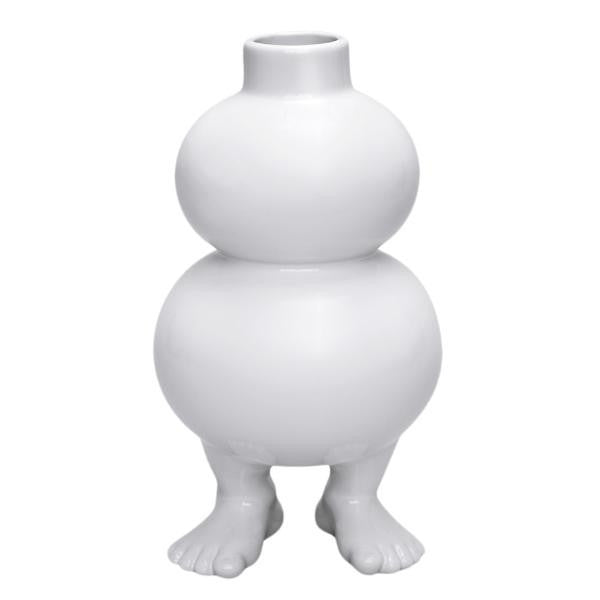Efeet Footed Vase by Dylan Kendall cutout
