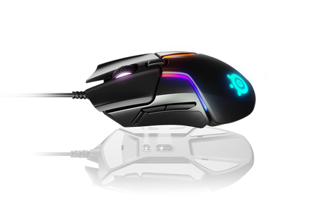 STEELSERIES GAMING MOUSE - RIVAL 600 - BLACK (PC)-STEELSERIES-Dynacor IT & Gaming Solutions