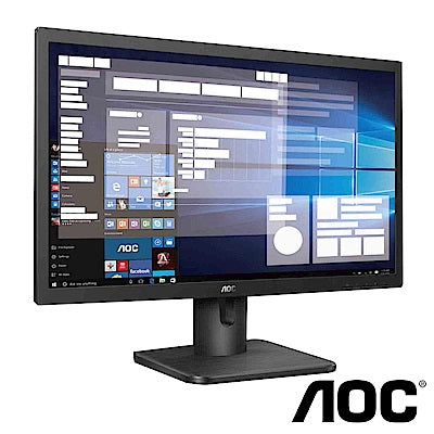 AOC-22E1H-AOC Monitor 21.5 TN Panel | 1920x1080@60Hz-AOC-Dynacor IT & Gaming Solutions