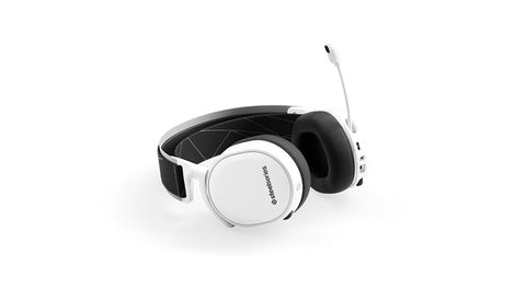 -STEELSERIES GAMING HEADSET- ARCTIS 7 2019 EDITION- WHITE (PC/PS4/XBOXONE)-STEELSERIES-Dynacor IT & Gaming Solutions