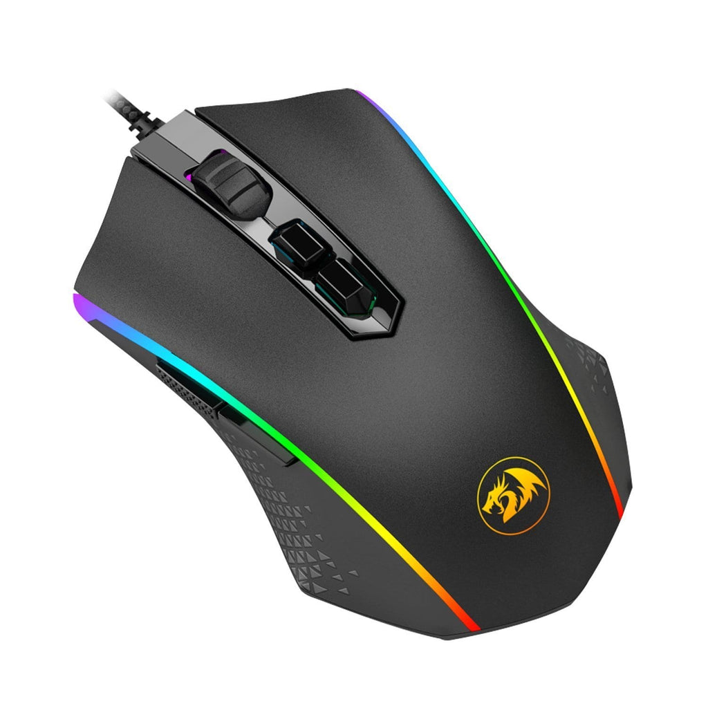 -Redragon MEMEANLION CHROMA 10000DPI Gaming Mouse-REDRAGON-Dynacor IT & Gaming Solutions