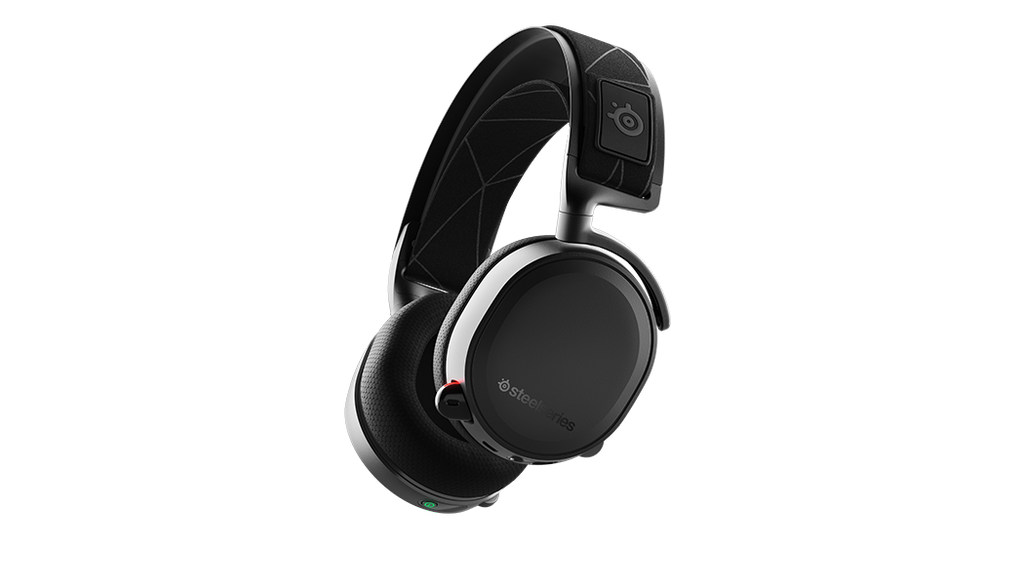 1edfc4a1449 STEELSERIES. STEELSERIES GAMING HEADSET- ARCTIS 7 2019 EDITION- BLACK (PC/ PS4/XBOXONE)