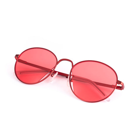 MOONEY - Red/ Red Tint
