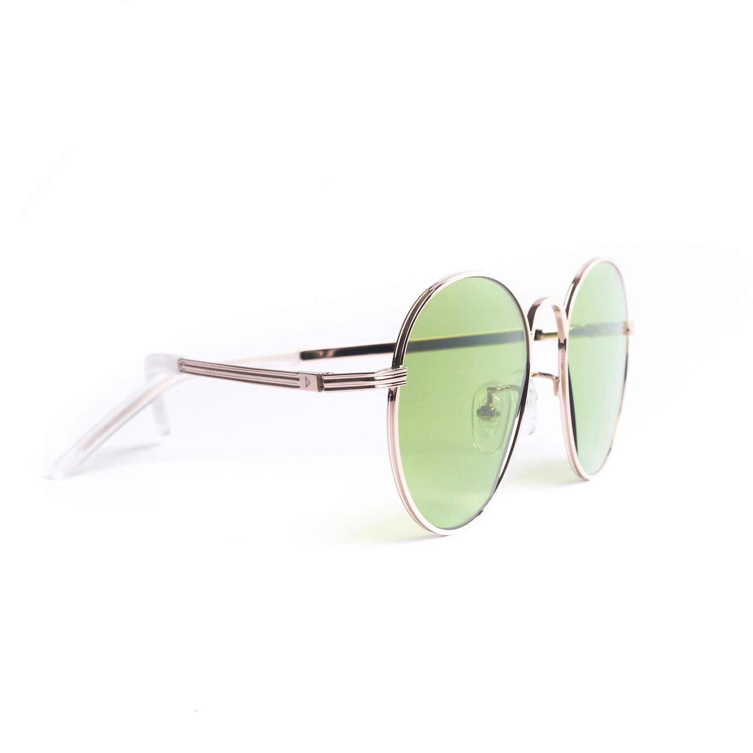 MOONEY - Gold/ Green Tint