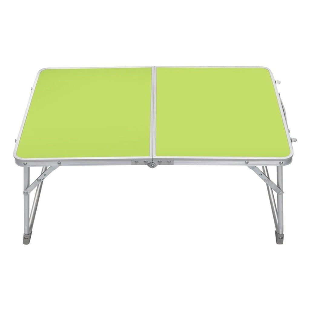 "Best Small 62x41x28cm/24.4x16.1x11"" PC Laptop Table Bed Desk Camping Picnic BBQ (Green)"