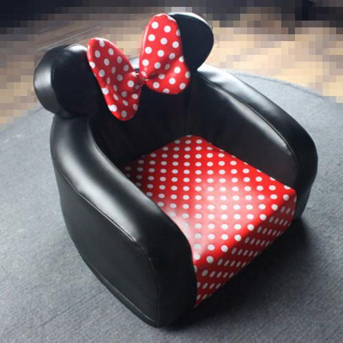 Children's Sofa Chair Cute Cartoon Mickey Single Baby Small Sofa Stool Mini Sofa Removable And Washable
