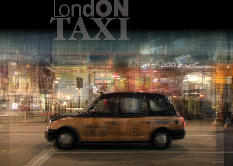 London Taxi 1